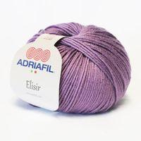 Adriafil Elisir - Pelote de 50 gr - 38 prune
