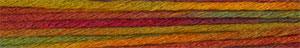Adriafil Amami - Pelote de 50 gr - 42 fantaisie rouille