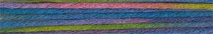 Adriafil Amami - Pelote de 50 gr - 44 fantaisie bleu-vert