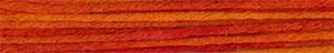 Adriafil Amami - Pelote de 50 gr - 45 fantaisie orange