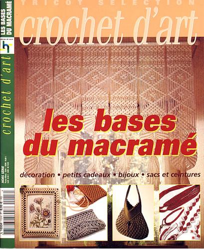 Revue Les Bases Du Macrame