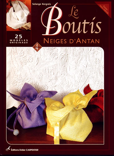 Le Boutis : volume 4, Neiges d'antan - Carpentier