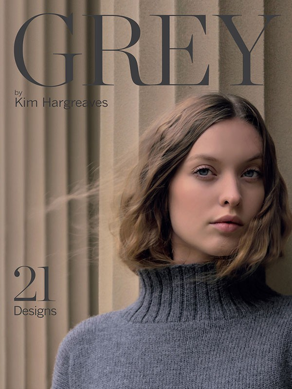 Catalogue Grey : 21 modèles de Kim Hargreaves