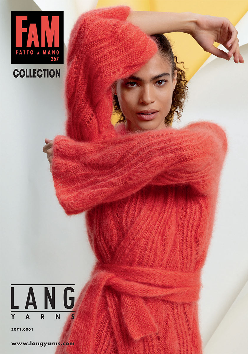 Catalogue Lang Yarns FAM 267 Collection