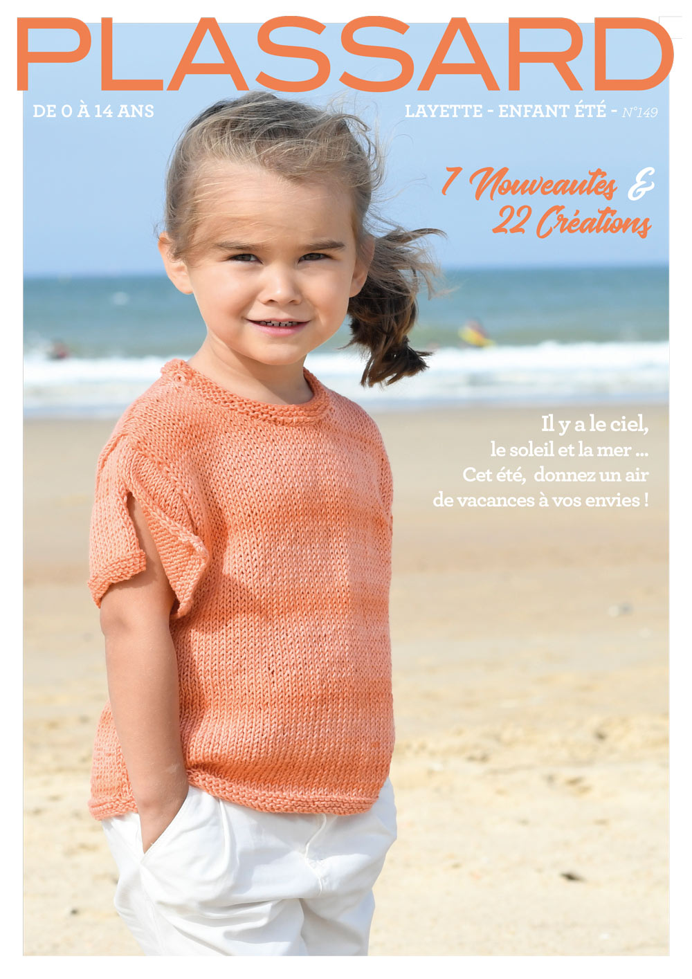 Catalogue Plassard n° 149 - Layette-Enfant Eté