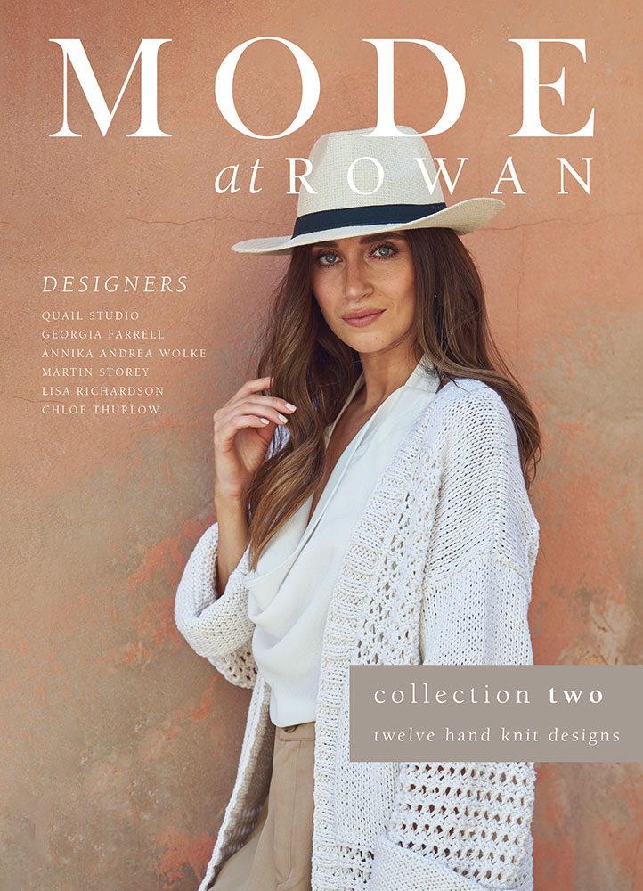 Catalogue Rowan Mode at Rowan Collection Two