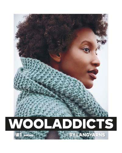 Catalogue WoolAddicts by Lang Yarns n°1