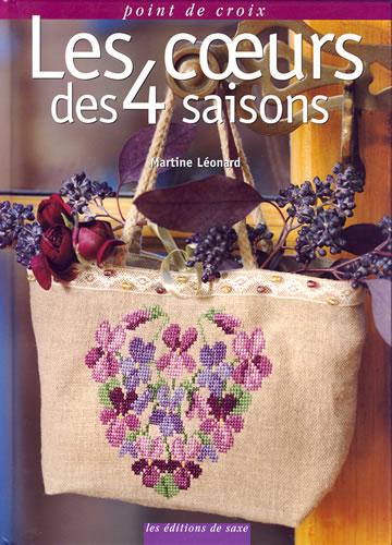 Les coeurs des 4 saisons editions de saxe jeu de mailles - Edition de saxe ...