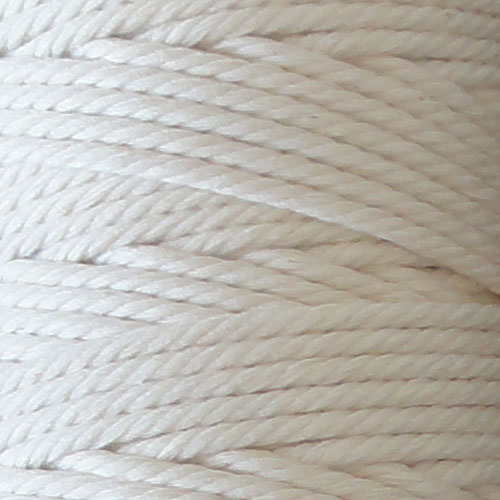 fil macrame coton