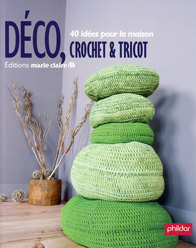 Dco Crochet  Tricot   Ides Pour La Maison  Marie Claire  Jeu