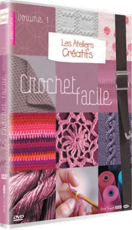 Dvd Crochet Facile Volume 1