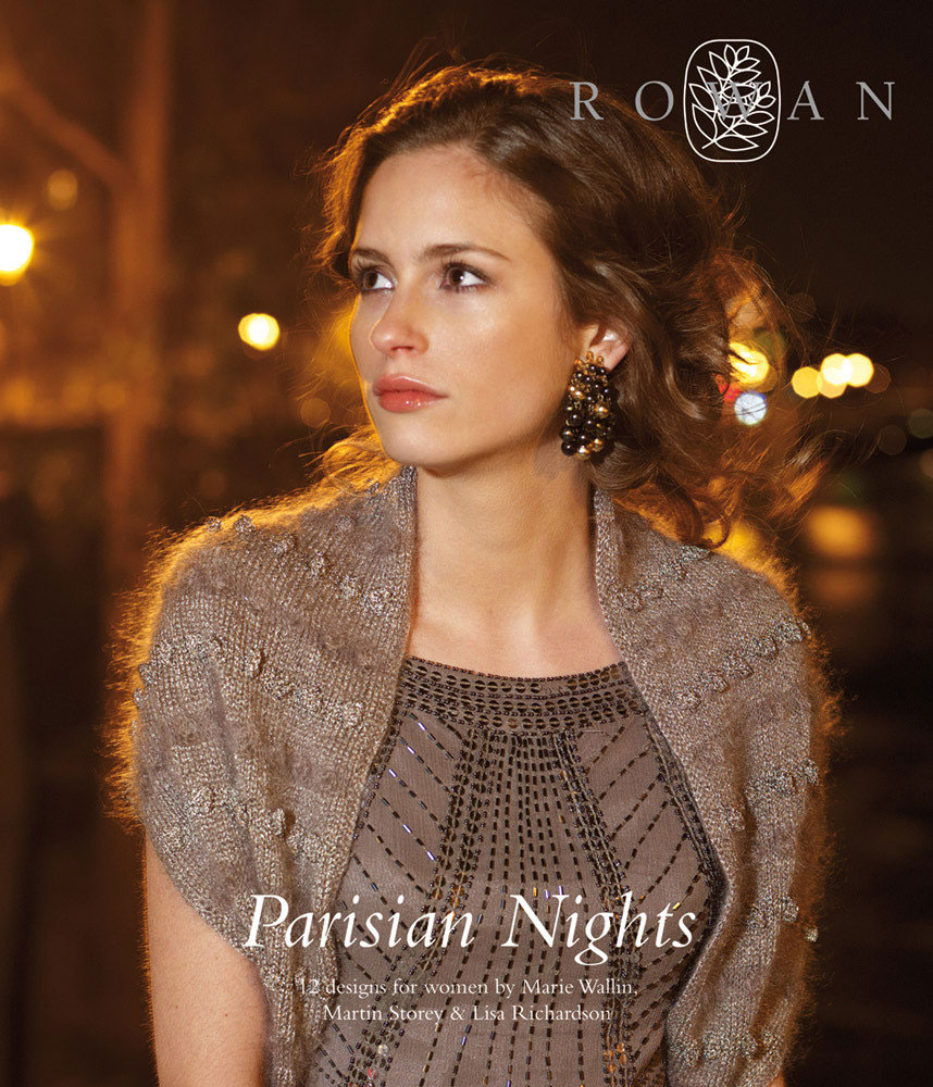Modèles du catalogue Rowan Parisian Nights