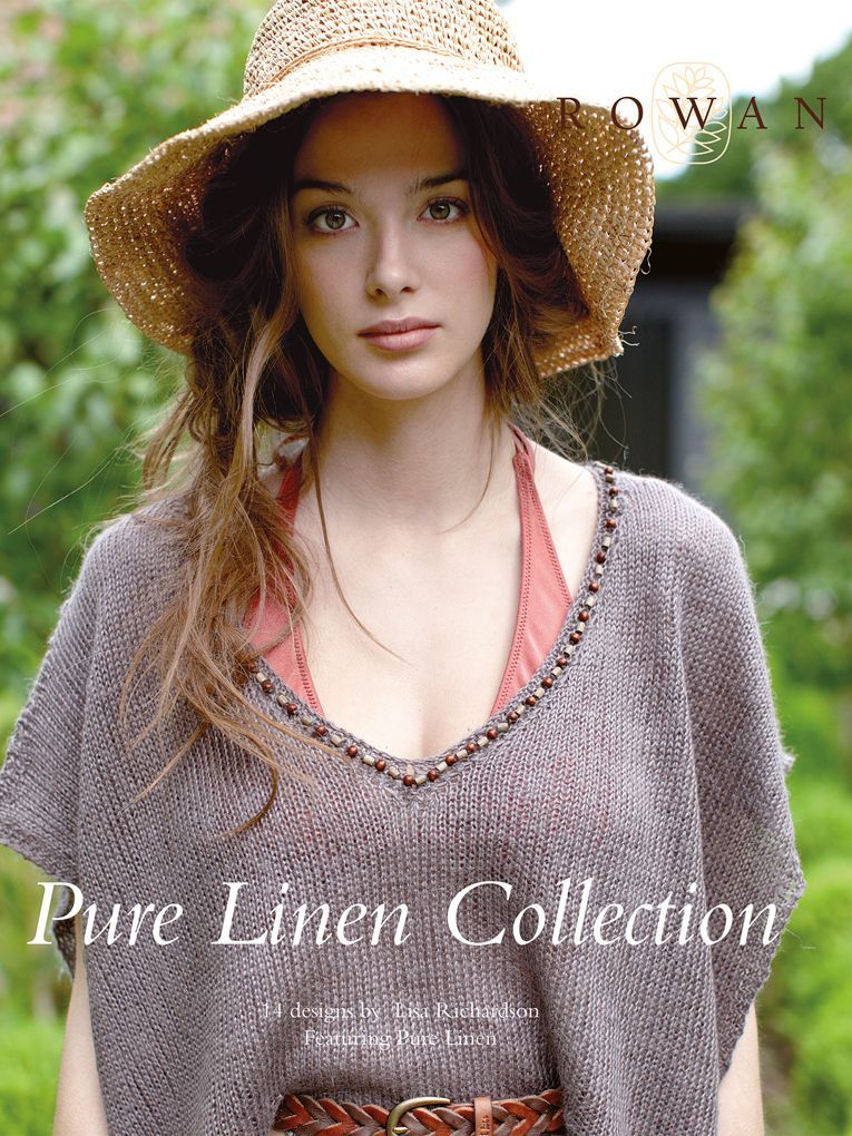 Modèles du catalogue Rowan Pure Linen Collection