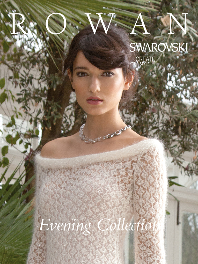 Modèles du catalogue Rowan Swarovski Evening Collection