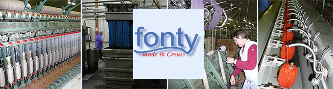 Fonty Made in Creuse
