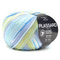 Plassard Gong Jacquard - Pelote de 50 gr - Coloris 211