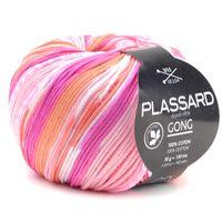 Plassard Gong Jacquard - Pelote de 50 gr - Coloris 212