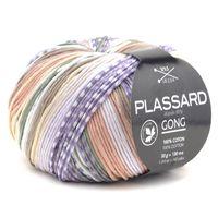 Plassard Gong Jacquard - Pelote de 50 gr - Coloris 213