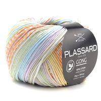 Plassard Gong Jacquard - Pelote de 50 gr - Coloris 215