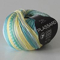 Plassard Gong Jacquard