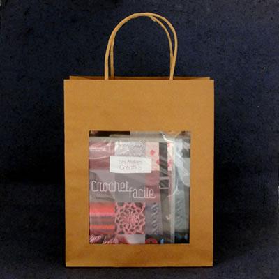 id e cadeau dvd apprendre crocheter jeu de mailles. Black Bedroom Furniture Sets. Home Design Ideas
