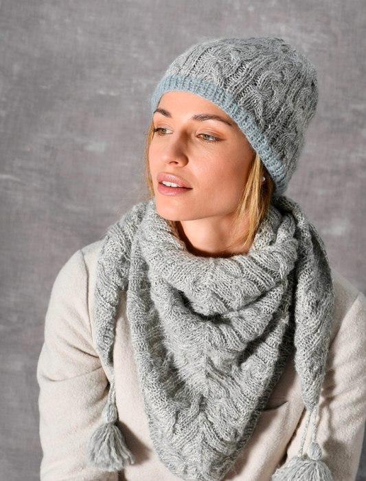 kit tricot alpaga