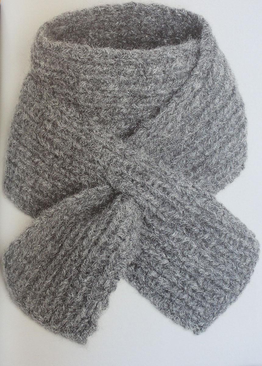47465be69615d Kit à tricoter Echarpe croisée du livre Simplissime Tricot | Jeu de ...