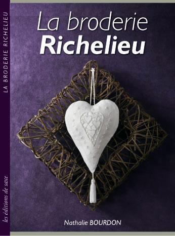 La broderie richelieu editions de saxe jeu de mailles - Edition de saxe ...