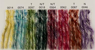 Nuancier Lang Yarns Angelina