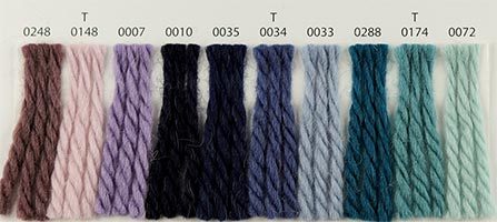 Nuancier Lang Yarns Carpe Diem 2