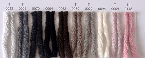 Nuancier Lang Yarns Cashmere Big 1