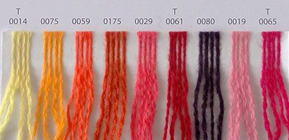 Nuancier Lang Yarns Cashmere Lace 3