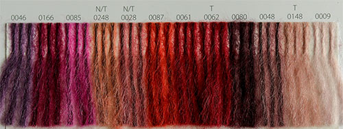 Nuancier Lang Yarns Malou Light 1