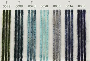 Nuancier Lang Yarns Nova 3