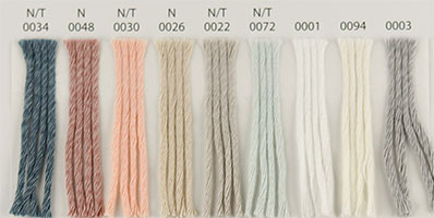 Nuancier Lang Yarns Soft Cotton 1