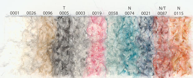 Nuancier Lang Yarns Yara 1