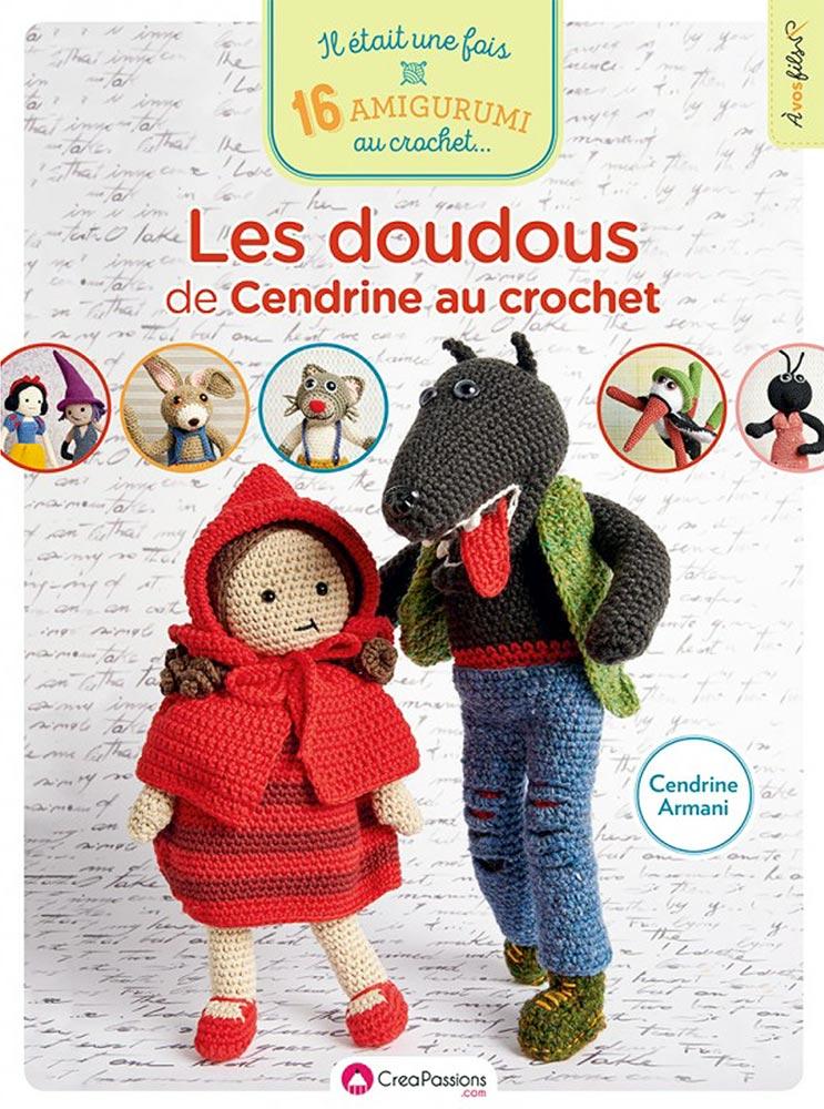 Les Doudous De Cendrine Au Crochet Créapassions Jeu De Mailles