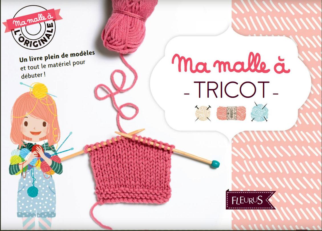 kit tricot fleurus
