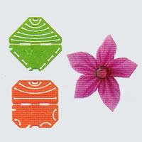 Confectionneur de fleurs Kanzashi - Clover