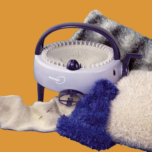 tricotin maxi semi automatique prym jeu de mailles. Black Bedroom Furniture Sets. Home Design Ideas