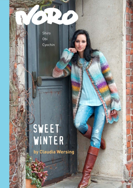 Modèles du catalogue Noro Sweet Winter