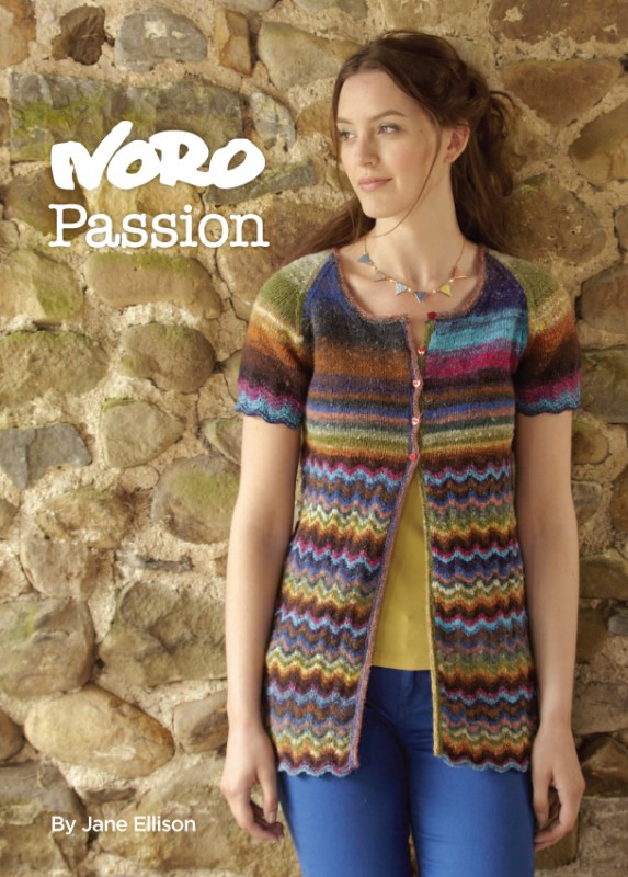 Modèles du catalogue Noro Passion