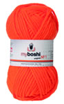 MyBoshi original n°1 - Pelote de 50 gr - 181 neon orange