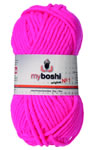 MyBoshi original n°1 - Pelote de 50 gr - 182 neon pink