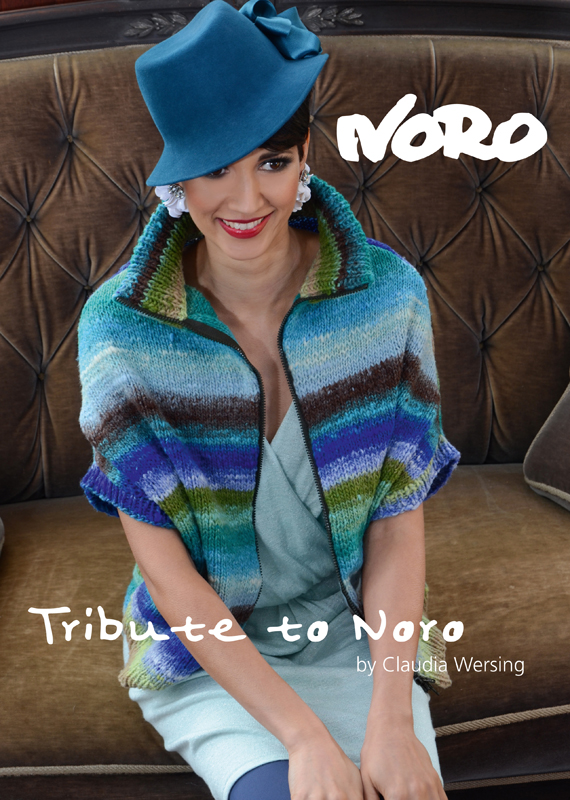 Modèles du catalogue Noro Tribute to Noro
