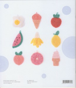 Catalogue Creative Bubble Yummy - Rico Design