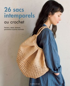 26 sacs intemporels au crochet - Editions de saxe