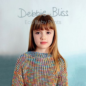 Catalogue Debbie Bliss Eco Baby Prints (en anglais)