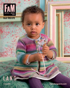 Catalogue Lang Yarns FAM 234 Elle tricote