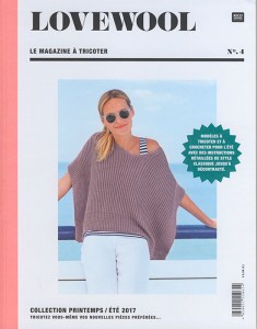 Catalogue Lovewool n°4 - Rico Design